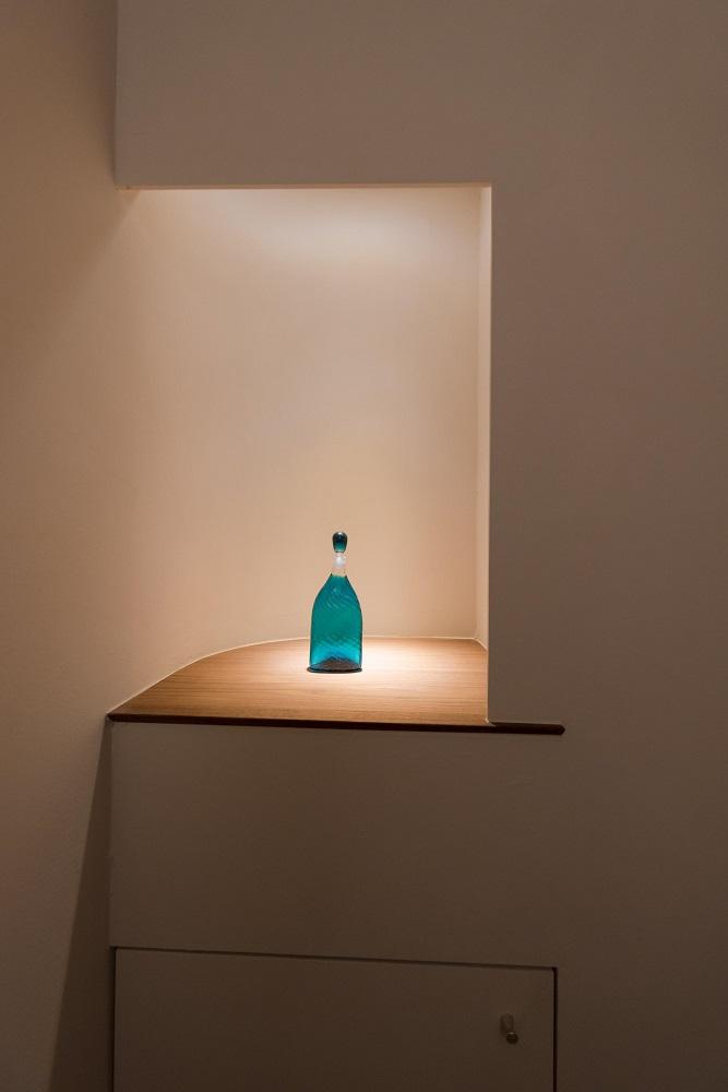 トイレ、飾り棚、リノベーション、ハンズデザイン、ニッチ、自然素材