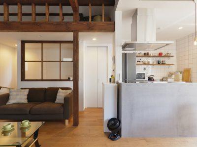 「スタイル工房」のリノベーション事例「築49年の中古住宅が新築同等の性能に!しかも、おしゃれに大変身」