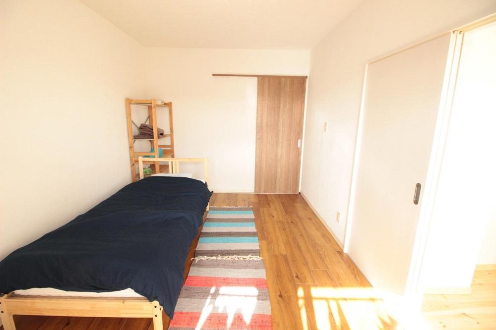 リノベ―ション、湘南リフォーム、寝室、子ども部屋、子供部屋