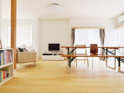 「株式会社 夢工房」の戸建リノベーション事例「シンプルのなかに優しさが活きるぬくもりの邸宅」