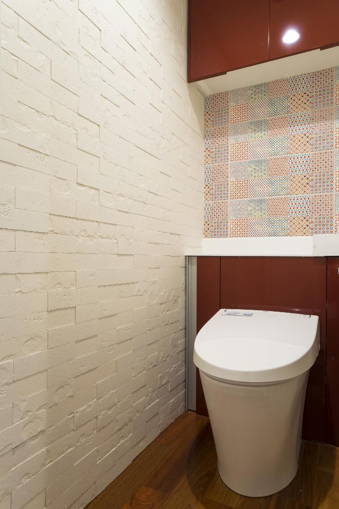 リノベーション、クオリア、トイレ、水まわり、トイレ収納