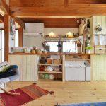 「株式会社 夢工房」の「DIYで自分らしく進化する、山小屋を思わせる戸建てリノベ」