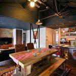 「LOHAS studio」の「アメリカンヴィンテージの美しい空間。スケルトンからの戸建てリノベーション!」