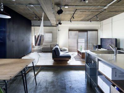 「SHUKEN 株式会社秀建」のマンションリノベーション事例「築32年のヴィンテージマンションを再生 夫婦の二人だけの理想を叶えるリノベーション」