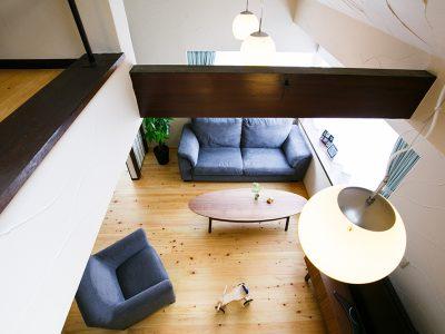 「株式会社駿河屋」の戸建リノベーション事例「故郷の空気と自然素材に包まれて。深呼吸したくなる戸建てリノベーション」