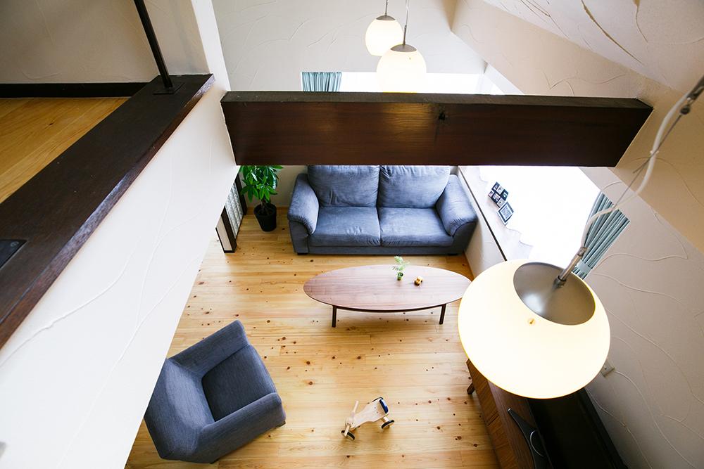 「株式会社駿河屋」のリノベーション事例「故郷の空気と自然素材に包まれて。深呼吸したくなる戸建てリノベーション」