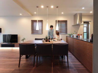 「住工房株式会社」のリノベーション事例「これからの暮らしが楽しくなる、大人リゾートを堪能する家」