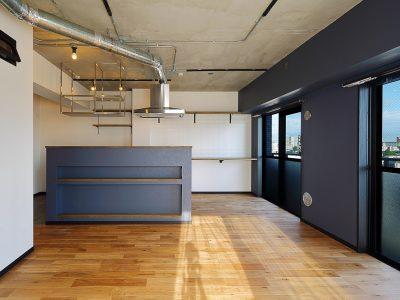 「リノベ不動産|Three Eight」のマンションリノベーション事例「すべての空間に思いを込めて、ディテールにこだわった理想の住まい」