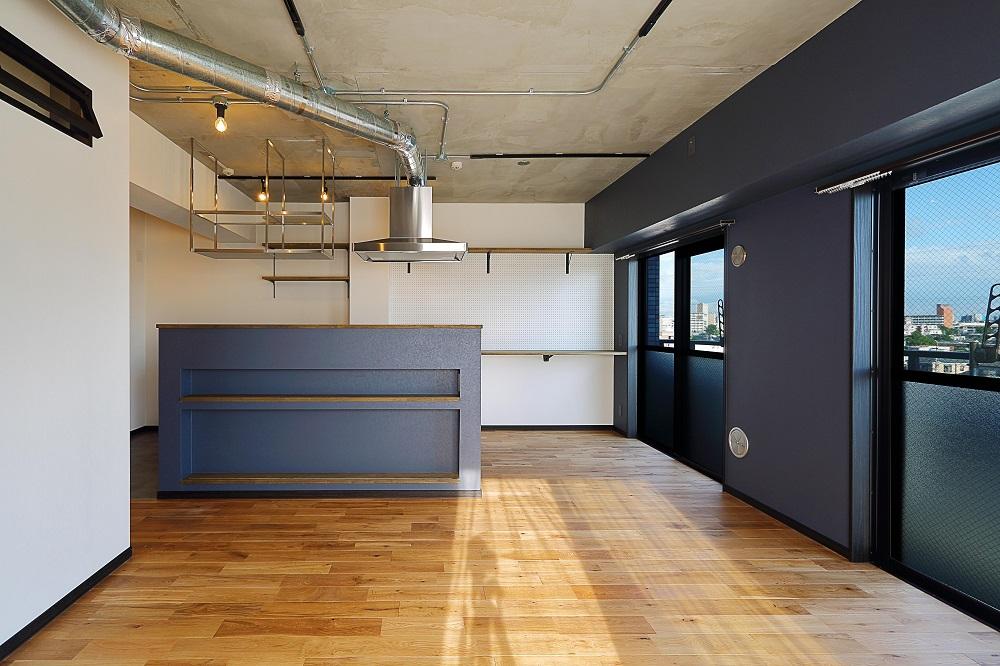 「リノベ不動産|Three Eight」のリノベーション事例「すべての空間に思いを込めて、ディテールにこだわった理想の住まい」