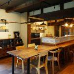 「三井のリフォーム(三井不動産リフォーム)」の「家族の歴史を感じる。古民家本来の魅力を活かした、レトロモダンなカフェ風邸宅」