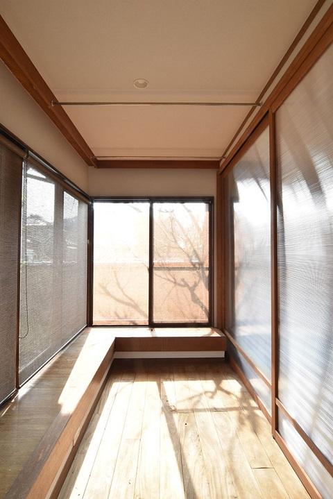 戸建てリノベーション、リクラフト、サンルーム、縁側、コンサバトリー