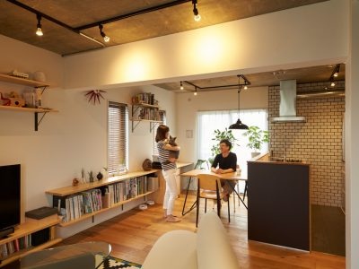 「リノベーション体験談」の「建築のプロが選んだのは、圧倒的なブランド力と幅広いグループ会社との提携が可能なあの会社でした。」