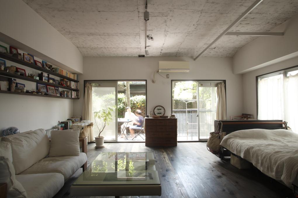 「リノベーション体験談」の「ようこそ! リノベの先輩(2)「8年後に再リノベ。ワンルームを狭くせずに子供部屋を制作」」
