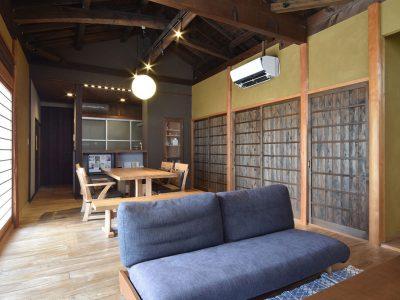 「Re-CRAFT」の戸建リノベーション事例「茶室の魅力が薫り、和の趣と暮らしやすさが同居する平屋リノベ」