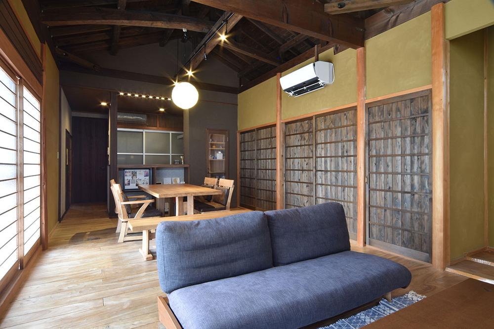 「Re-CRAFT」のリノベーション事例「茶室の魅力が薫り、和の趣と暮らしやすさが同居する平屋リノベ」