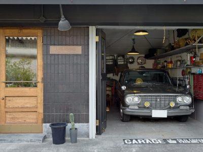 「スクールバス空間設計」のリノベーション事例「愛車のガレージと仕事場をひとつの箱に!オーダーメイド・リノベーション」