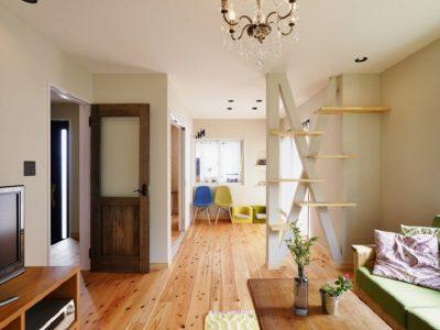 「株式会社 夢工房」のリノベーション事例「光と風が通り抜ける戸建てリノベ。住み慣れた街で心地よく暮したい。」