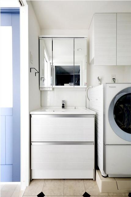 インテリックス、リノベーション、洗面台、水まわり、収納、