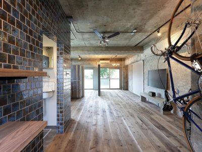 「株式会社 水雅」のマンションリノベーション事例「コンクリートを魅せる!現在と将来をつなぐシンプルリノベーション」