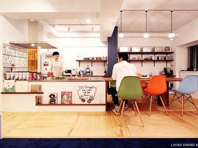 「リノベの最新情報」の「おもてなしキッチンで歓迎モード!おうちで気兼ねなく楽しむウェルカムキッチン集。《リノベのトレンドvol.31》」