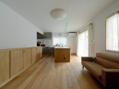 「GLADDEN」のリノベーション事例「生活動線を改善して暮らしやすく!2×4住宅の戸建てをリノベーション」
