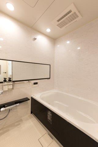 野村不動産パートナーズ、バスルーム、浴室