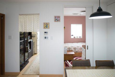 三井のリフォーム、三井不動産リフォーム、リノベーション、戸建リノベ、2世帯リノベ、2世帯住宅、DIY、親世帯