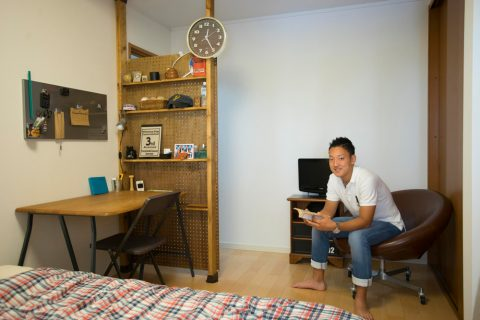 三井のリフォーム、三井不動産リフォーム、リノベーション、戸建リノベ、2世帯リノベ、2世帯住宅、長男の部屋
