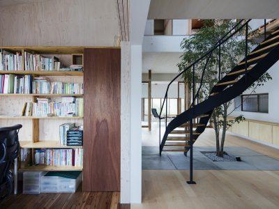 「Tsudou Design Studio(ツドウデザインスタジオ)」の戸建リノベーション事例「築33年の戸建てに、「大人のフリースタイル」を提案した実家リノベ。」