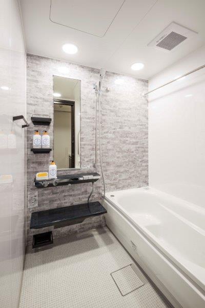 野村不動産パートナーズ,マンションリノベーション,浴室,バスルーム,ユニットバス