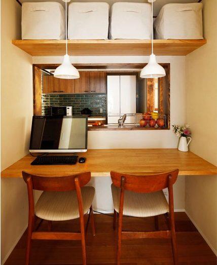 インテリックス空間設計,実家リノベーション,スタディスペース,キッチン,子ども用