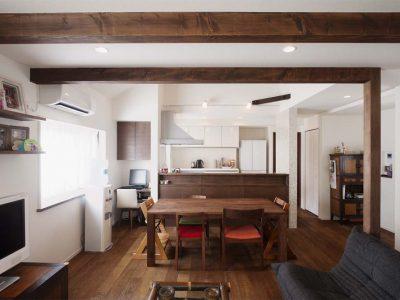 「スタイル工房」の戸建リノベーション事例「自由な発想やこまやかな工夫で、ゆったりと快適に暮らせる二世帯に」