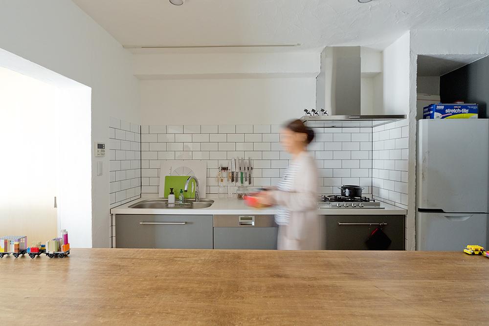 「GLADDEN」のリノベーション事例「自分の家だから、自分の手で。DIYを駆使した戸建リノベーション」