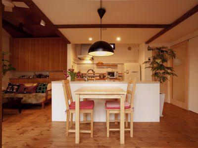 「スタイル工房」のリノベーション事例「築40年の思い入れのある家で、毎日がワクワクの連続に!」