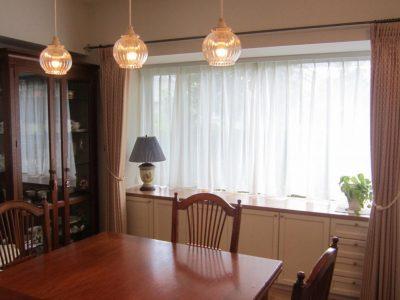 「湘南リフォーム」のマンションリノベーション事例「ずっと使い続けたいオーク材の無垢床&オーダー収納。リノベで叶えた好きな家具に囲まれた暮らし」