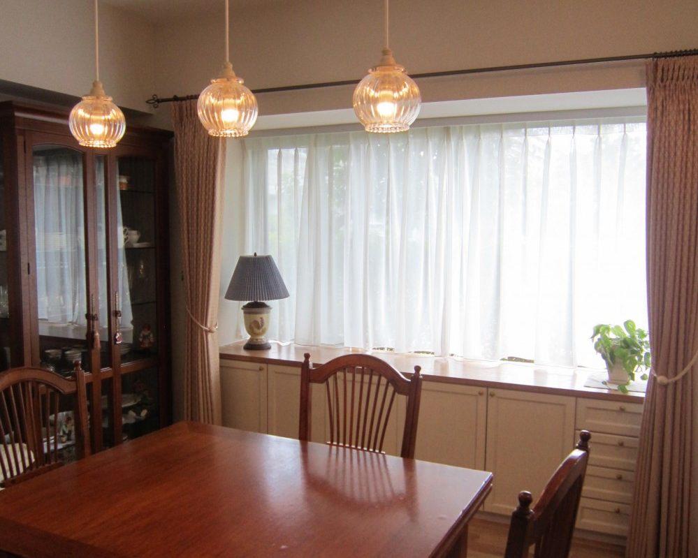 「湘南リフォーム」のリノベーション事例「ずっと使い続けたいオーク材の無垢床&オーダー収納。リノベで叶えた好きな家具に囲まれた暮らし」