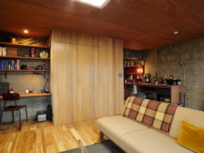 「住環境ジャパン」のマンションリノベーション事例「おひとり様リノベは定額制で賢く選ぶ。予算内でも自分らしさと自由な間取りを。」