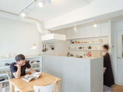 「リノデュース」のマンションリノベーション事例「メゾネットのメリットを最大限に。眺望と静けさを堪能するリノベーション」