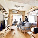 「株式会社 夢工房」の「お互いが安心できる距離感。二世帯同居のマンションリノベーション」