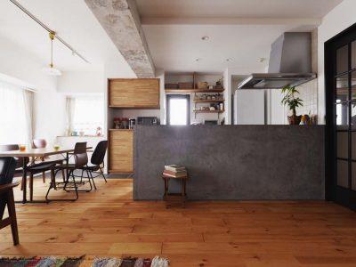 「スタイル工房」のリノベーション事例「ライフスタイルにぴったりのわが家で、家族の時間がなにより楽しい!」