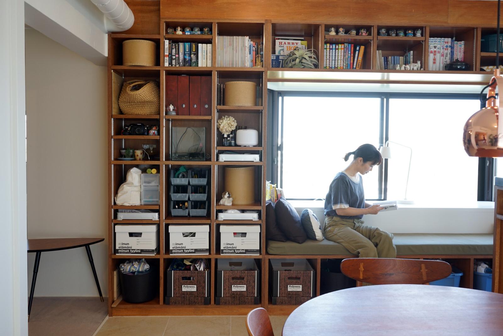 「HOUSETRAD(ハウストラッド)」のリノベーション事例「シンプルな暮らしと、北欧ヴィンテージのインテリア。理想の家をリノベーションで実現」