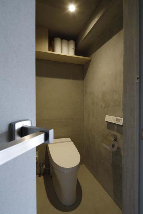 マンションリノベーション、東京リノベ、モリタルトイレ、グレートイレ、スタイリッシュトイレ
