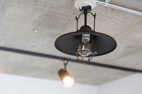 マンションリノベーション、リノデュース、おしゃれ照明、シンプル照明、マリンランプ