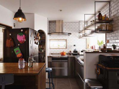 「スタイル工房」のリノベーション事例「もとの家を生かしながら、暮らしもデザインもすべて希望どおりに!」