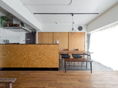 「リノベの最新情報」の「リノベの個性はキッチンカウンターにあり!《リノベのトレンドvol.33》」