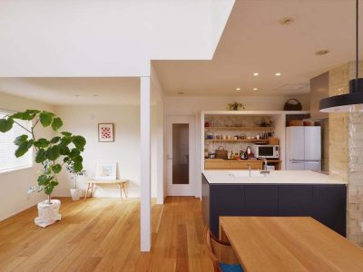 「スタイル工房」の戸建リノベーション事例「デザインのプロが求めた、感性豊かな上質空間」