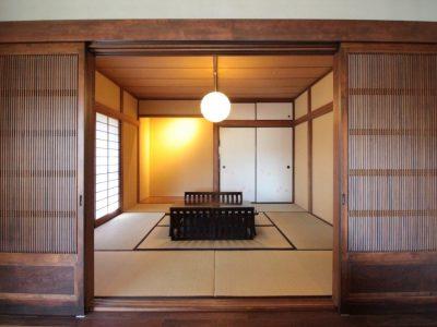 「湘南リフォーム」のリノベーション事例「古民家の宿のような、風情ある戸建てリノベーション」
