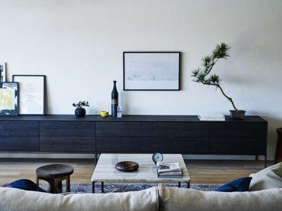「マイリノ (by グローバルベイス)」のマンションリノベーション事例「大胆かつ繊細な間取りに。2人で楽しく暮らせるスケルトンリノベーション」