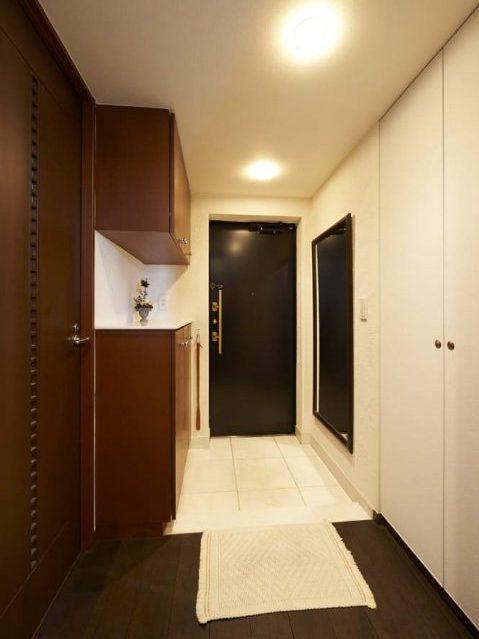 寝室、WIC、収納、廊下、玄関、スタイル工房